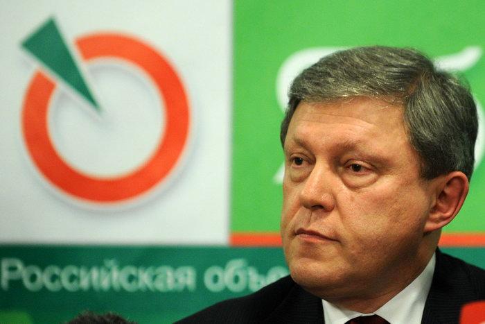 Григорий Явлинский. Фото: KIRILL KUDRYAVTSEV/AFP/GettyImages