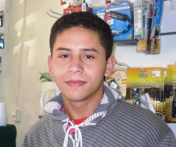 Лендрум Августо Фермино, 19 лет, рабочий. Фото с сайта theepochtimes.com
