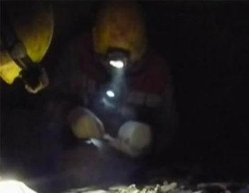 Учёные нашли камень-карту самой длинной в России пещеры. Фото с сайта planeta.moy.su
