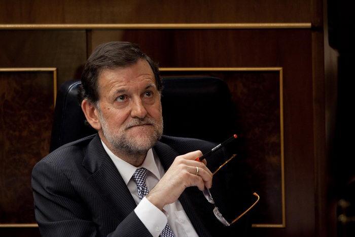 Премьер-министр Испании Мариано Рахой. Фото: Pablo Blazquez Dominguez/Getty Images