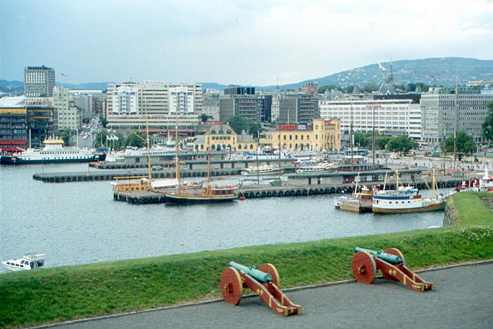 Стоимость жизни в мире: самый дорогой город — столица Норвегии Осло. Фото с сайта flickr.com