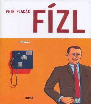 Обложка книги Петра Плацака «Физл» (бранное чешское слово, означающее «тайная полиция» или «полиция»). В книге описывается коммунистический режим в Чехословакии, сохранявший свою власть с помощью широкомасштабного контроля, насилия полиции и секретных агентов. Фото любезно предоставлено издательством.