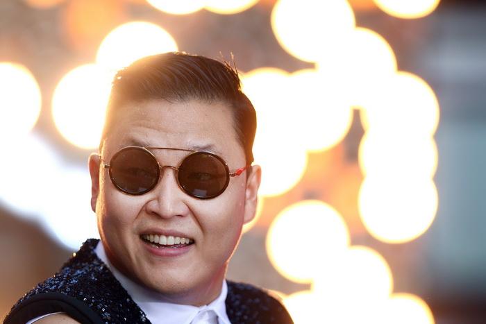 Южнокорейский рэпер PSY Пак Чэ Сан. Фото: Marianna Massey/Getty Images