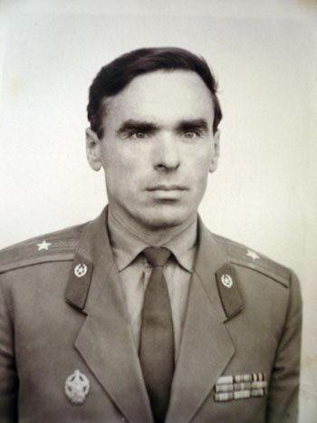 Михаил Евстафьевич Наконечный. Фото из семейного архива Наконечных