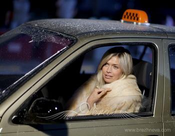 Вера Брежнева. Фото с сайта brezhntva.com
