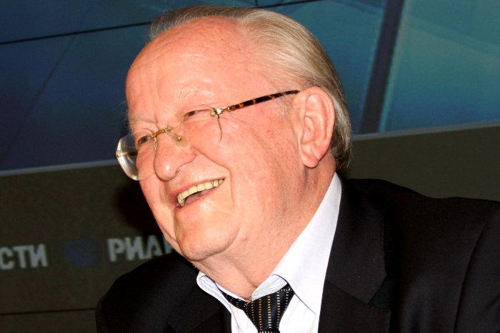 Виктор Геращенко – единственный банкир, которого четырежды назначали руководителем главного банка страны. Фото: Ульяна Ким/Великая Эпоха (The Epoch Times)
