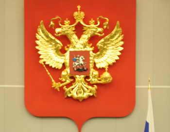 «Единая Россия» пытается ослабить конкуренцию на пост мэра Москвы. Фото: DMITRY KOSTYUKOV/AFP/Getty Images