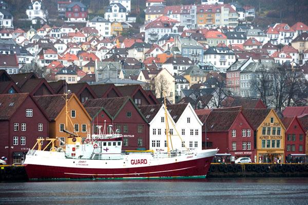 Восс. Фото предоставлено Советом по туризму Норвегии