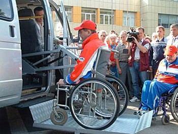 АвтоВАЗ начнет выпускать инвалидные коляски. Фото с invalife.ru