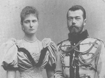Николай II и императрица Александра Федоровна. Фото: wikipedia.org