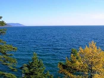 Озеро Байкал. Фото: wikipedia.org