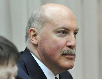 Губернатор Иркутской области Дмитрий Мезенцев. Фото РИА Новости