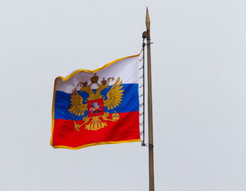 Государственный флаг Российской Федерации. Фото РИА Новости