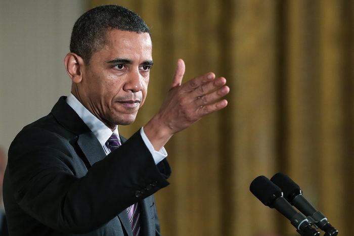 Президент США Барак Обама. Фото: Win McNamee/Getty Images