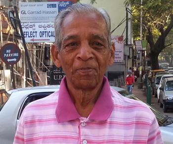Боярай Тивари, Бангалор, Индия. Фото с сайта theepochtimes.com