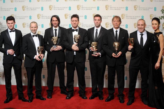 Британская киноакадемия BAFTA назвала имена победителей. Фото: Stuart Wilson/Getty Images