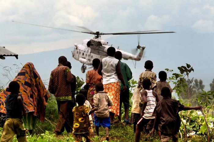 В Конго пропал российский вертолёт с пассажирами и грузом. Фото: Uriel Sinai/GettyImages