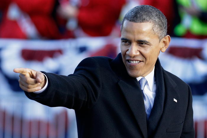 Барак Обама. Фото: Rob Carr/Getty Images