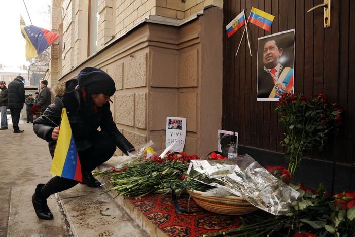 Отношения России со странами Латинской Америки стали более динамичными благодаря Уго Чавесу. Фото: NATALIA KOLESNIKOVA/AFP/GettyImages