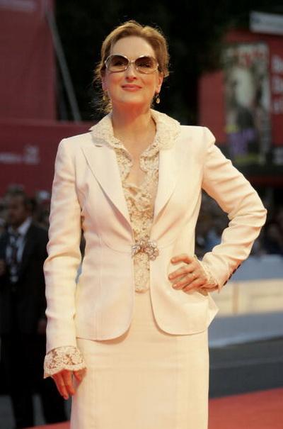 Мэрил Стрип. Мэрил Стрип на 63-м кинофестивале в Венеции. 2006 год. Фото: MJ Kim/Getty Images