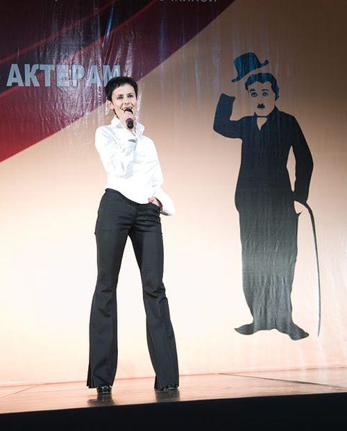 Ирина Апексимова. Фото: Валерий Лукьянов. Фото с сайта kino-teatr.ru