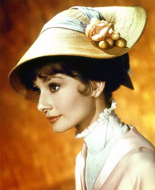 Одри Хепберн в фильме «Моя прекрасная леди». Фото с сайта kino-teatr.ru