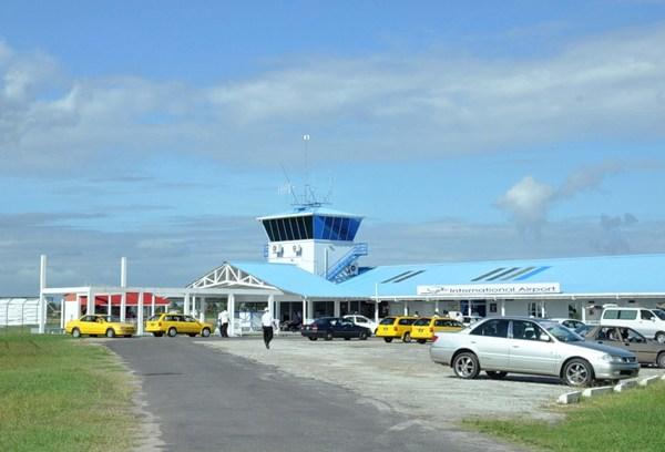Джорджтаун. Гайана. Аэропорт. Фото: Елизавета Кирина/tecnolux.ya.ru
