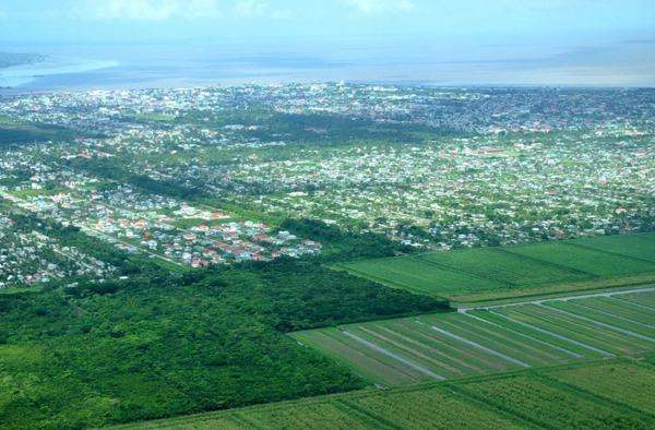 Джорджтаун. Гайана. Столица Гайаны. Фото: Елизавета Кирина/tecnolux.ya.ru