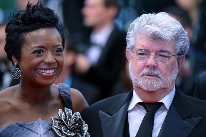 Создатель «Звёздных войн» Джордж Лукас женился. Фото: ALBERTO PIZZOLI/AFP/GettyImages