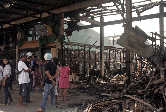 В Таиланде прогремели два взрыва, ранены 13 человек. Фото: THADILOK KLONGJIA/AFP/Getty Images