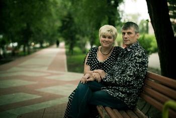 Со спутницей жизни – 32 года вместе… Фото предоставлено Татьяной Вишневской