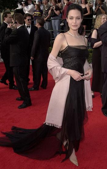 Анджелина Джоли, 12 марта 2000. Фото: Getty Images