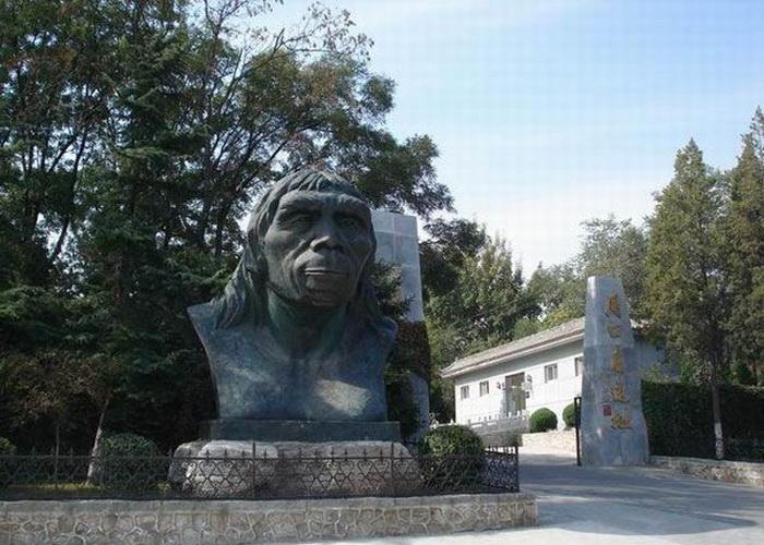 Музей пекинского человека на городище Чжоукоудань. Фото: mybeijingchina.com