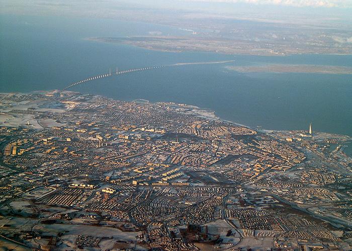 Мальмё — третий по величине город Швеции, расположен в самом южном административном регионе Швеции — Сконе, и является административным центром регионa. Фото: Twowells/commons.wikimedia.org