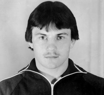 Член сборной СССР по борьбе самбо, 1980 гг. Фото предоставлено Татьяной Вишневской