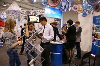 В Иркутске открылась выставка «Выбери профессию». Фото sibexpo.ru