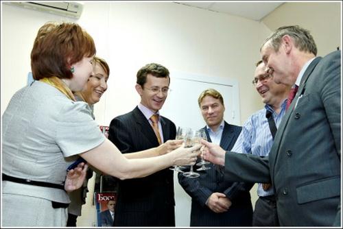 Руководители агентства «Перевод.РУ».Фото с сайта perewod.ru