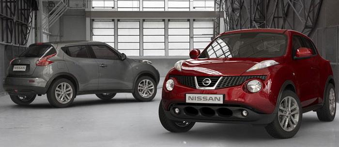 Toyota намеревается создать компактный SUV, подобный Nissan Juke. Фото: nissan-kuntsevo.ru