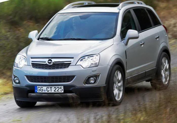 Навстречу неожиданному. Opel Antara. Фото: autompv.ru
