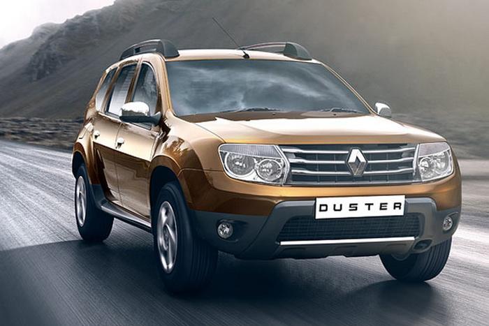 Полноприводной Renault Duster с АКПП продаётся в России. Фото: ibnlive.in.com