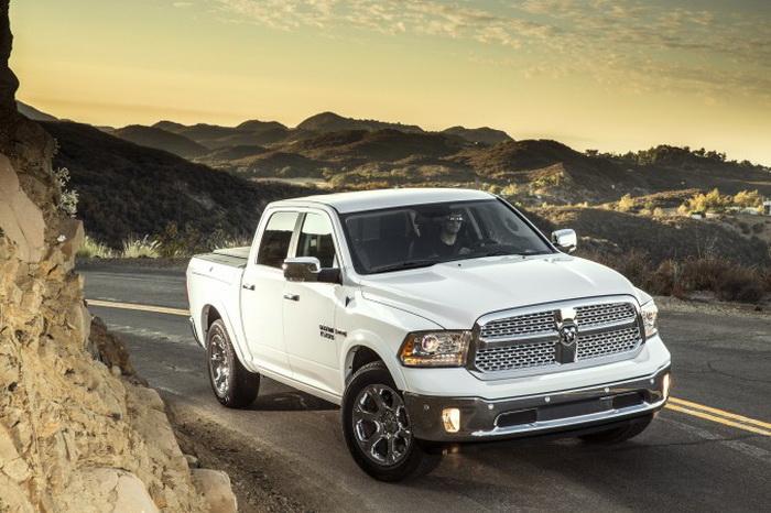 Ram 2014 года — лучший грузовик Техаса. Фото: Chrysler/Ram