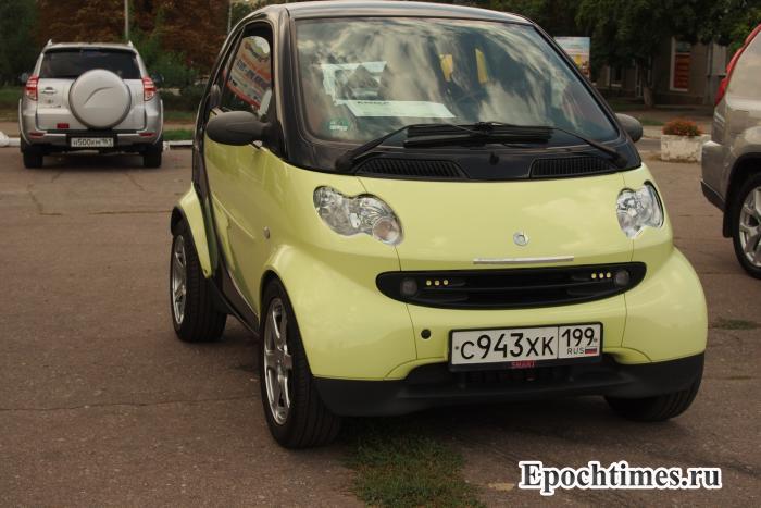 В России растёт количество автомобилей, купленных в кредит. Фото: Великая Эпоха (The Epoch Times)