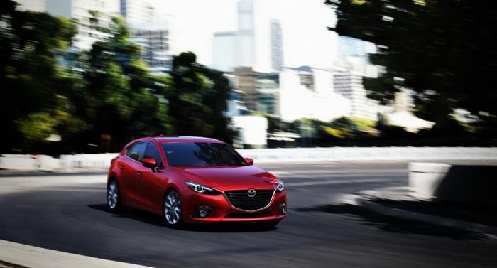 Mazda3 GT 2014. Фото: Mazda