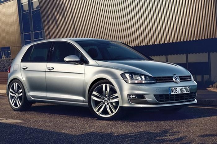 «Volkswagen Golf» (Фото с сайта www.vw-zapad.ru)