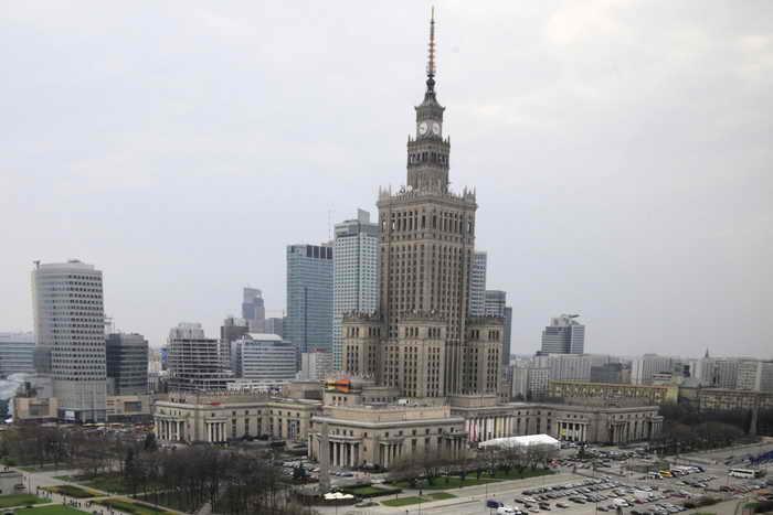 Москва. Фото: VIKTOR DRACHEV/AFP/Getty Images