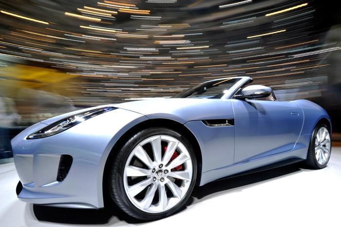 Jaguar F-Type 6 марта 2013 года в Женеве. Фото: Harold Cunningham/Getty Images