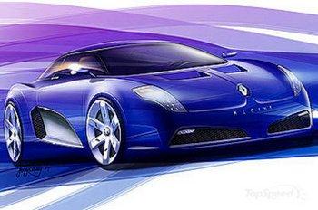 Renault озеленит Россию. Фото с topspeed.com