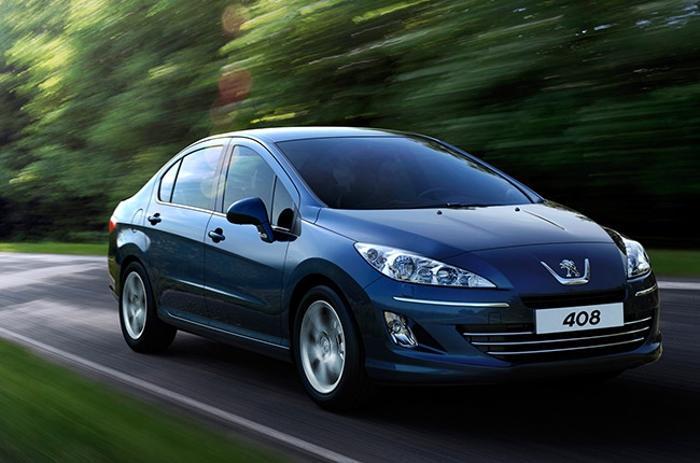 ММАС-2012 представляет мировые премьеры. Peugeot 408. Фото: fresher.ru