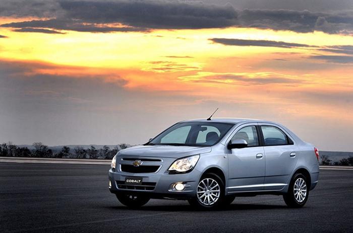 ММАС-2012 представляет мировые премьеры. Chevrolet Cobalt. Фото: fresher.ru