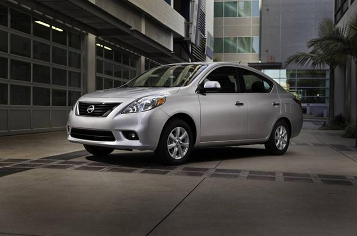 ММАС-2012 представляет мировые премьеры. Nissan Almera New. Фото: fresher.ru